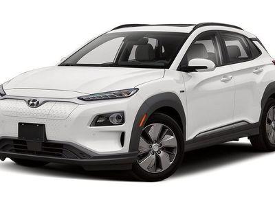 begagnad Hyundai Kona 64 kWh Leverans Maj-Oktober449km WLTP