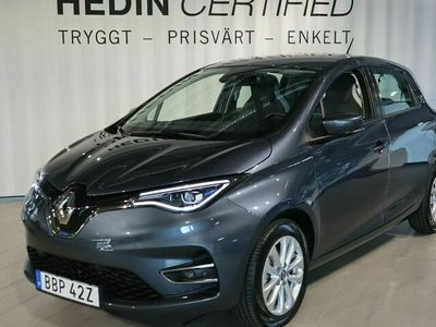 begagnad Renault Zoe 52 kWh (109hk) INTENS