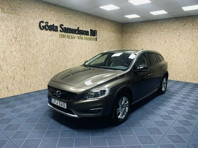 begagnad Volvo V60 D4 AWD Summum Business