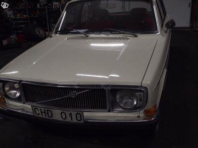 usado Volvo 144 dl 2 brukare 1972