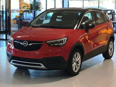 begagnad Opel Crossland X Dynamic 1,2 Turbo Automat