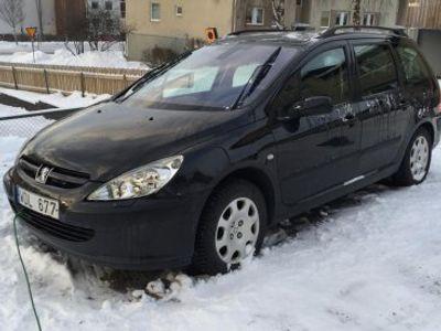begagnad Peugeot 307 xt 1,6 kombi -04