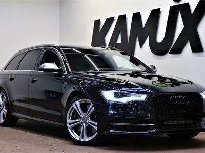 begagnad Audi S6 Avant 4.0 TFSI V8 Q | Head-Up | Ferrita | Navi