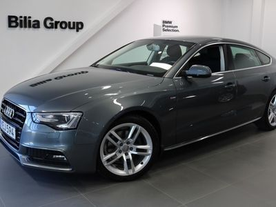 gebraucht Audi A5 Sportback 2.0 TDI | Quattro | S-line | Värmare
