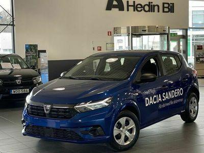 begagnad Dacia Sandero ESSENTIAL TCE 90 *DEMOBIl* leverans Augusti
