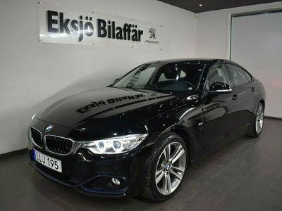 begagnad BMW 420 Gran Coupé d 190hk Automat Sport line Euro 6