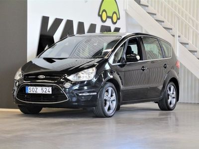 begagnad Ford S-MAX 2.0 TDCi Aut Business 7-sits 140hk