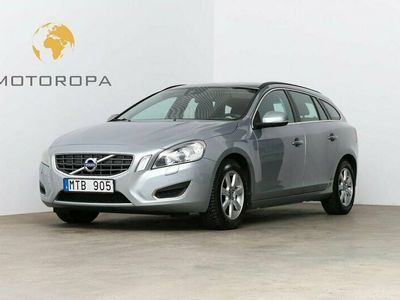 begagnad Volvo V60 D2 Momentum 115hk Dragkrok/Vinterhjul/Värmare