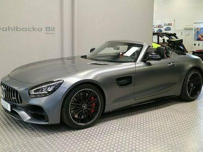 begagnad Mercedes AMG GT Benz C Roadster AMG 2019, Sportkupé Pris 1 499 000 kr