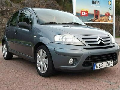 begagnad Citroën C3 C3 1.6 110HDI1.6 110HDI