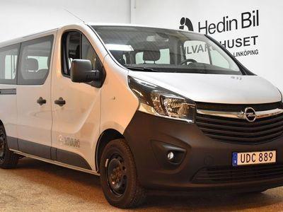 brugt Opel Vivaro COMBI L2H1