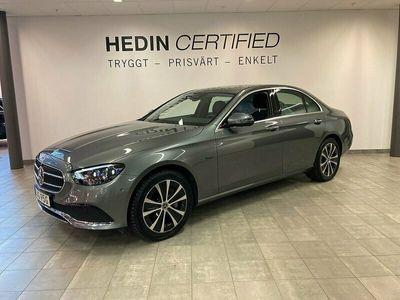 begagnad Mercedes E300 E4MATIC // SoV // 360 // Dragkrok // Leasbar till Företa
