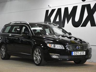 begagnad Volvo V70 D4 AWD Summum Drag SoV 181hk 2016