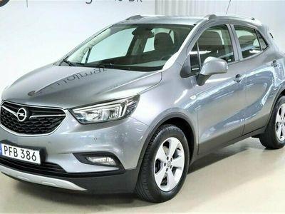 begagnad Opel Mokka X 4x4 1.4T