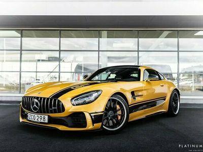begagnad Mercedes AMG GT Benz R FULL KOLFIBER SV.SÅLD 2017, Sportkupé Pris 1 459 000 kr