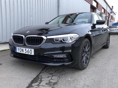 begagnad BMW 520 5-serien d xDrive Sedan G30