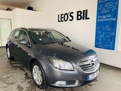 begagnad Opel Insignia Sports Tourer 2.0 CDTI Automat 130hk/Från 713KR/MÅNADSKOSTNAD