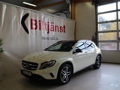 begagnad Mercedes GLA200 d 7G-DCT Euro 6 136hk -17
