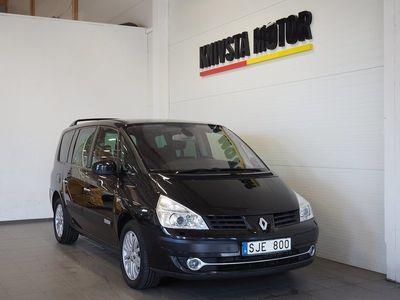 begagnad Renault Grand Espace 2.0 dCi Aut Initiale Paris 7-sits 173hk