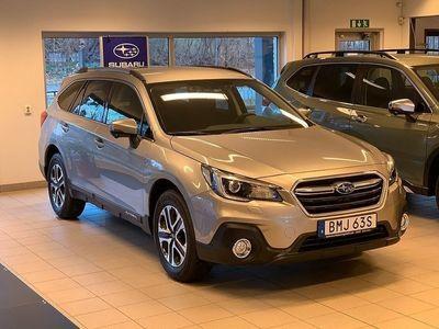 begagnad Subaru Outback 2.5 4WD AUT ACTIVE LÅG SKATT