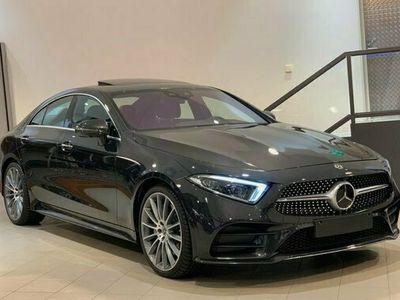 begagnad Mercedes 400 CLS BenzD 4MATIC COUPÉ PREMIUM PLUS VÄRMARE 2020, Sportkupé Pris 821 750 kr