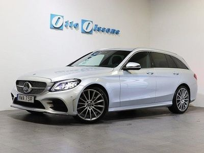 begagnad Mercedes C220 D AMG Kombi Premium Aut,
