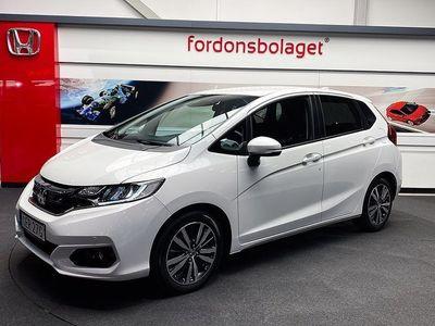 begagnad Honda Jazz 1.3 CVT Elegance Navi Leasbar