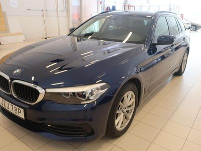 begagnad BMW 520 i xDrive Touring Drag Värmre Connected