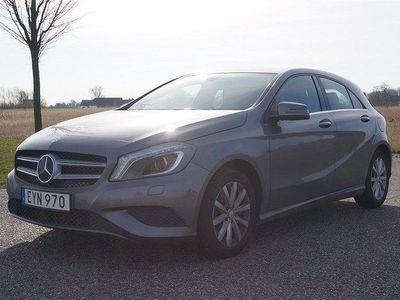 begagnad Mercedes A180 CDI Manuell, 109hk