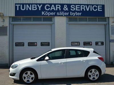 begagnad Opel Astra 1.7 CDTI 110hk
