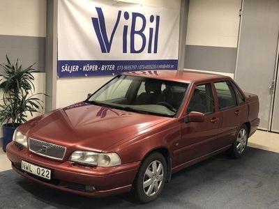 begagnad Volvo S70 2.5 (144hk) 1 Ägare / Drag / M-värm -98