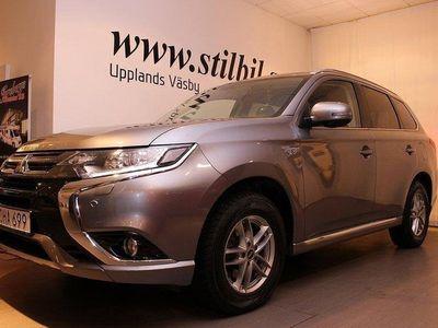 begagnad Mitsubishi Outlander P-HEV 2.0 P-HEV 4WD /
