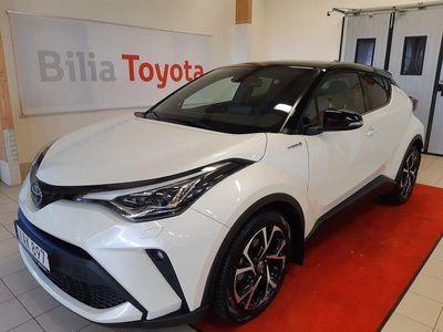 begagnad Toyota C-HR 2,0 184hk HYBRID X EDITION JBL TE