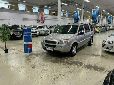 begagnad Chevrolet Uplander 3.9 V6 E85 7-Sits Auto Ny Servad (243hk)