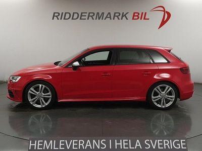 begagnad Audi S3 Sportback 2.0TFSI quattro 300hk MoK Nybes