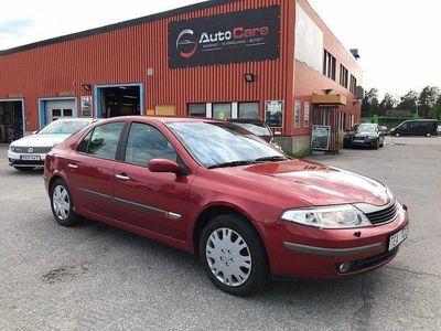 begagnad Renault Laguna 1.8 Privilege 120hk 0% Ränta