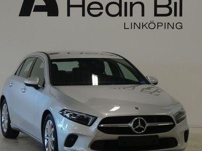 brugt Mercedes A180 Panelbelysning Multibeam Soundsystem Premium