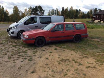 begagnad Volvo 855