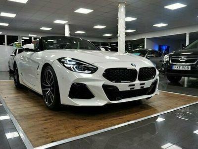 "begagnad BMW Z4 M-Sport Navi HK 19"" Innovation Läder 2020, Personbil Pris 599 900 kr"