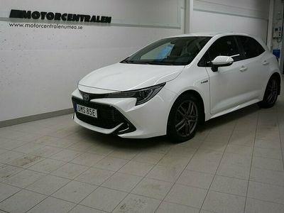 begagnad Toyota Corolla Hybrid STYLE 2.0 184 hk Aut