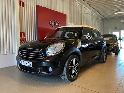 begagnad Mini One D Countryman 90hk