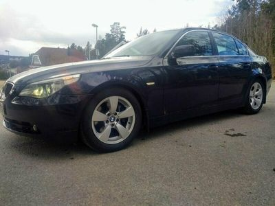 begagnad BMW 530 D SEDAN