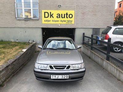 gebraucht Saab 9-3 5-dörrar 2.0 T 150hk / drag krok -03