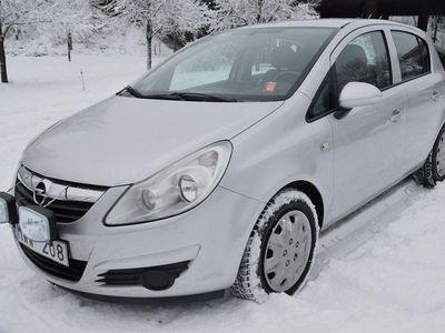 gebraucht Opel Corsa 5-DÖRRAR 1.3 CDTI ecoFLEX 75hk -09