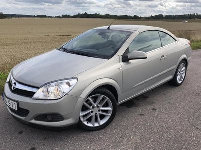begagnad Opel Astra Cabriolet 1.6 Turbo TwinTop