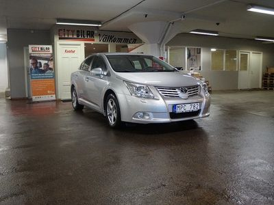 begagnad Toyota Avensis Sedan 1.8 147hk NY BESIKTAD