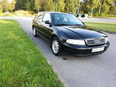 used Audi A4 1.8 T skattad och besiktad -98