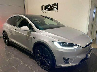 begagnad Tesla Model X MODEL X