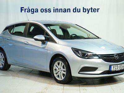 brugt Opel Astra Dynamic 5-dörrars kombikupé 1.0 Turbo ECOTEC® 105 hk ink