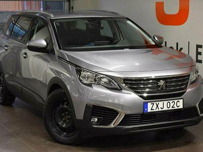 begagnad Peugeot 5008 Active+ 1,5 BlueHDi 130hk Aut 7-Sits - Apple Carplay